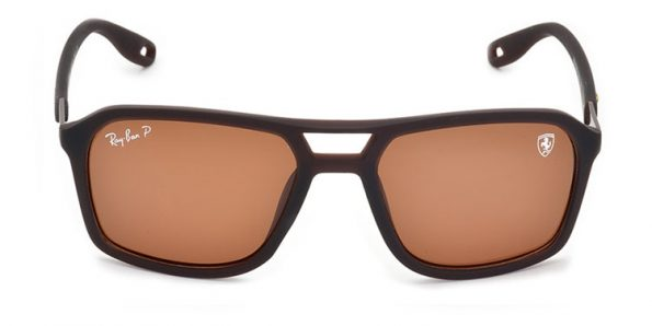 Swagger Front Brown