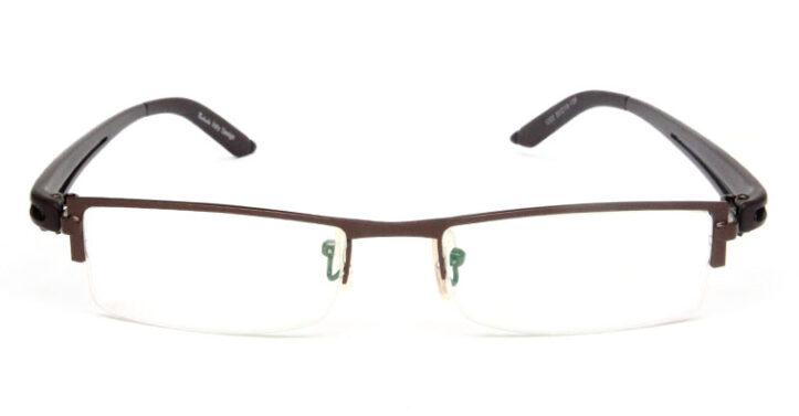 Rectangle Eyeglasses 19466 Front
