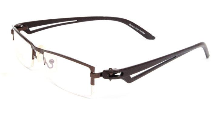 Rectangle Eyeglasses 19466 Side
