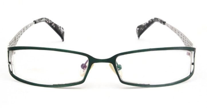 Rectangle eyeglasses 19469 Front